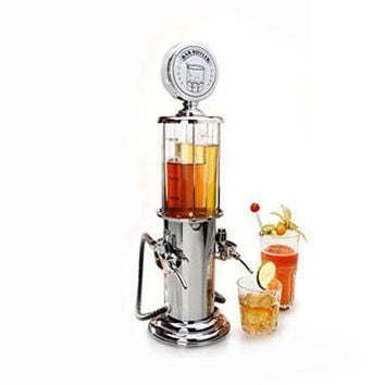 Double Guns Beverage Liquor Beer Liquid Water Juice Wine Soda Pump Machine