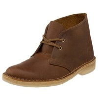 Clarks Originals Women's Desert Lace-Up Boot,Beeswax,8.5 M US