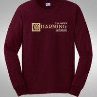 Buy Into the Woods on Broadway Charming Longsleeve Tee - Unisex | The Broadway Store