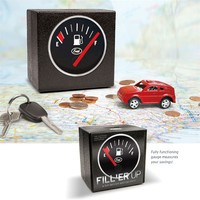 FILL' ER UP™ Gas Gauge Coin Bank