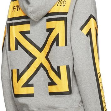 Print Hats Hoodies Alphabet Jacket [1003070980132]