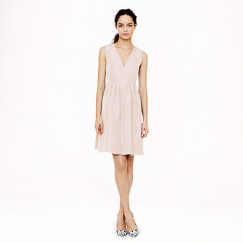 J.Crew Womens Sophie Dress In Classic Faille