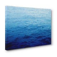 Caribbean Waters - Gallery Wrap Canvas
