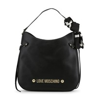 Love Moschino Black Shoulder Bag