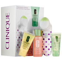 CLINIQUE Mother's Day Sonic Brush Set For Oily Skin