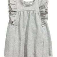 Premium Cotton Dress - from H&M
