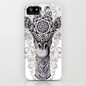 Giraffe iPhone & iPod Case by BioWorkZ