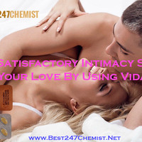 BLOG - Enjoy Satisfactory Intimacy Session With Your Love By Using Vidalista