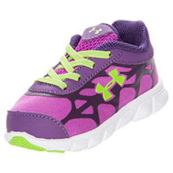 Girls' Toddler Under Armour Spine Vice Running Shoes