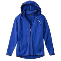 C9 by Champion® Women's Hooded Stretch Tech Fleece Jacket - Assorted Colors
