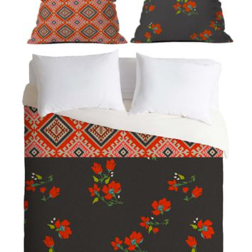 Bohemian Farmhouse Bed Set