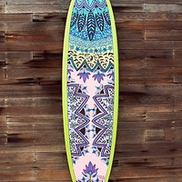Free People Custom Painted SUP Board