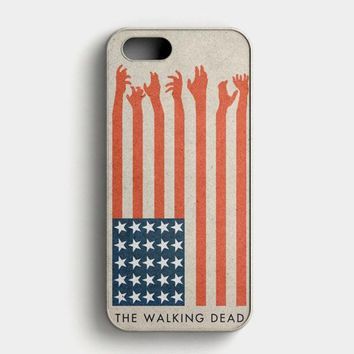 The Walking Dead iPhone SE Case