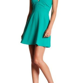 DCCKHB3 BB Dakota | Caylan Halter Dress