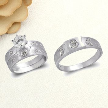 Best Wedding Bands For Solitaire Engagement Rings Products on Wanelo 0c7392133