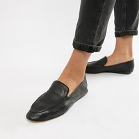 Mango soft loafer at asos.com