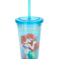 Disney The Little Mermaid Ariel Acrylic Travel Cup