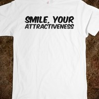 SMILE, YOUR ATTRACTIVENESS