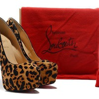 DCCK2 Christian Louboutin 14CM High-heeled shoes