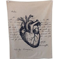 Anatomical Tea Towel