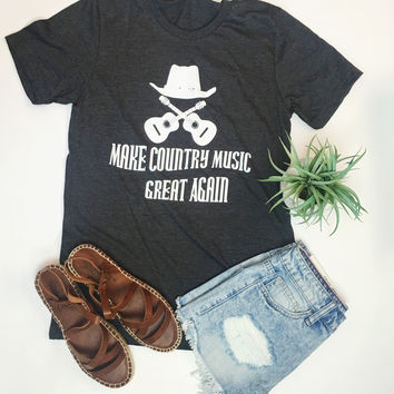 Make Country Music Great Again