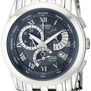 Citizen Men's BL8000-54L Eco-Drive Calibre 8700 Stainless Steel Bracelet Watch
