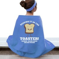 Color Guard Warm Toast: Mom Means Business