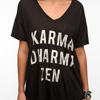 Urban Outfitters - Truly Madly Deeply The Three Virtues Tee