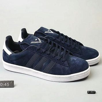 Adidas WM Campus 80s Man Sports Shoes Sneakers H-A-YYMY-XY-1