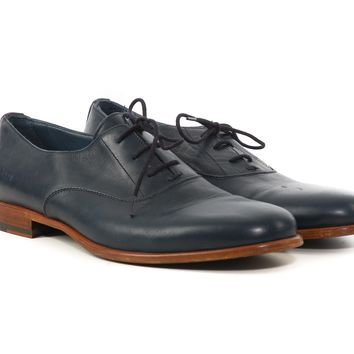 Common Projects Navy Shoes