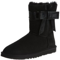 UGG Australia Women's Josette Casual Shoes,Black,10 US