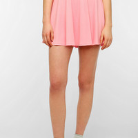 Urban Outfitters - LUSH Textured Knit Skater Skirt