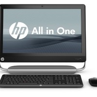 HP TouchSmart 320-1030 Desktop Computer - Black | www.deviazon.com