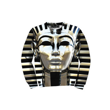 Silver Pharaoh Kid's Sweatshirt