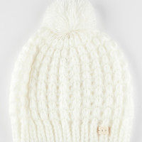 Neff Jillian Beanie White One Size For Women 26524415001