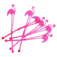 SUNNYLIFE - Stirrers Set | Flamingo