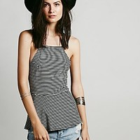 Free People Womens Tabby Cat Fit & Flare