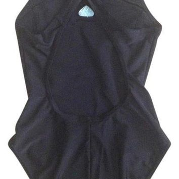 Adidas Swimming One Piece Bathing Suit Wear Size 30/32 Xs