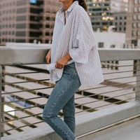 Fly Girl Button Up - cladandcloth