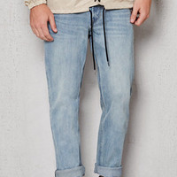 PacSun Straight Light Wash Stretch Jeans at PacSun.com