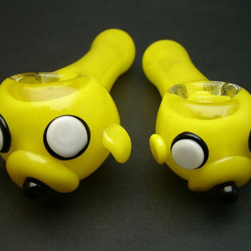 Set of Jake and Jake in my Pocket Glass Pipes