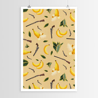 Wild West Gone Bananas POSTER