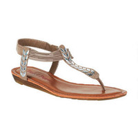 Pink & Pepper Moxie Sandals -