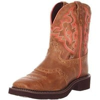 "Justin Boots Women's Gypsy Collection 8"" Soft Toe"
