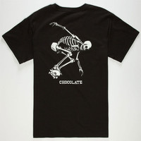 Chocolate Day Of The Shred Mens T-Shirt Black  In Sizes