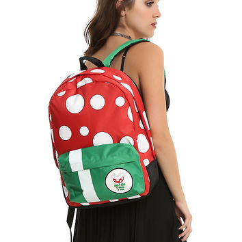 Super Mario Bros. Piranha Plant Backpack