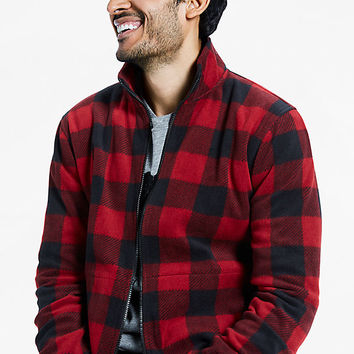 Buffalo Check Polar Fleece | Lucky Brand