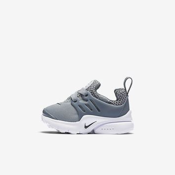 The Nike Little Presto Infant/Toddler Shoe.