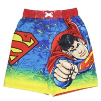 SUPERMAN Boys Newborn Creeper w/-1wb3969h