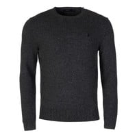 Polo Ralph Lauren Charcoal Crew Neck Jumper